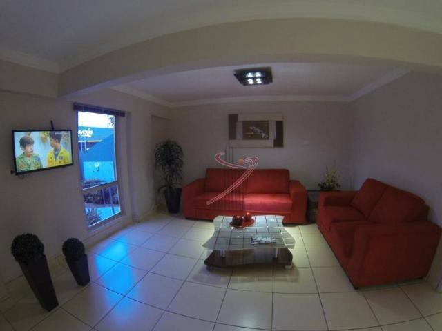 Apartamento com 1 dormitório para alugar, 44 m² por R$ 900,00/mês - Centro - Foz do Iguaçu - Foto 16