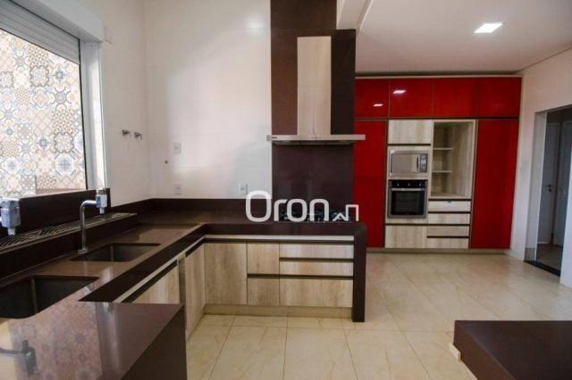 Casa com 4 dormitórios à venda, 375 m² por R$ 2.100.000,00 - Jardins Lisboa - Goiânia/GO - Foto 11
