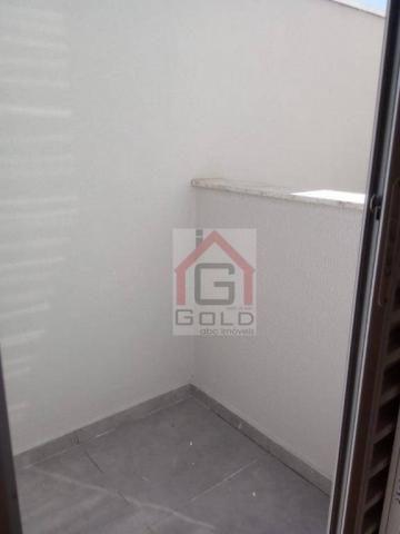 Apartamento com 2 dormitórios à venda, 55 m² por R$ 320.000 - Utinga - Santo André/SP - Foto 8