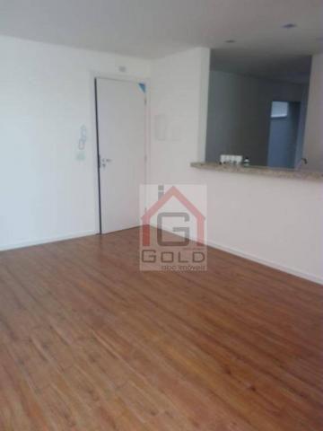 Apartamento com 2 dormitórios à venda, 55 m² por R$ 320.000 - Utinga - Santo André/SP - Foto 5