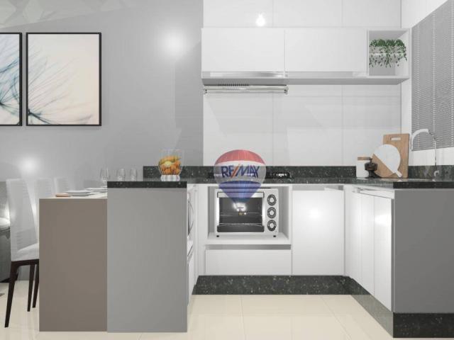 Casa com 2 dormitórios à venda, 50 m² por R$ 128.000,00 - Aparecida - Alvorada/RS - Foto 6