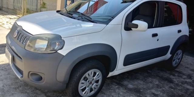 FIAT UNO 2012/2012 1.0 WAY 8V FLEX 4P MANUAL