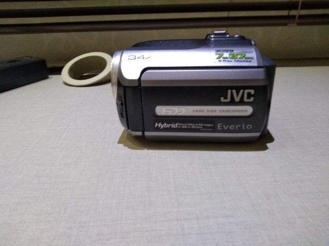 Filmadora JVC