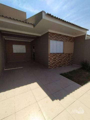 8046 | Casa à venda com 3 quartos em Jardim Monte Carmelo, Sarandi