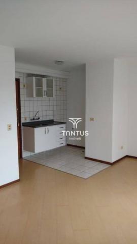 Studio com 1 dormitório para alugar, 39 m² por R$ 700/mês - São Francisco - Curitiba/PR - Foto 7