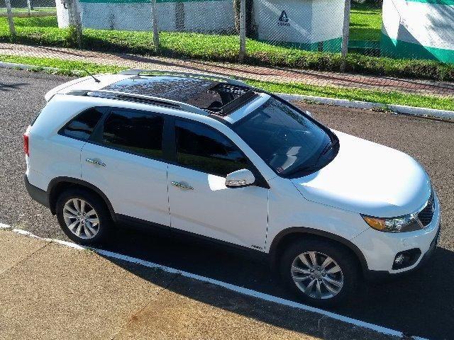 Sorento 7 Lugares 2012 (Aut. 4x4 V6 277CV)