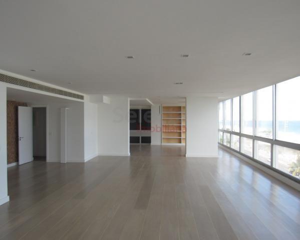Apartamento de 330 m², lindo, na parte mais nobre e valorizada da Av. Vieira Souto, junto  - Foto 8