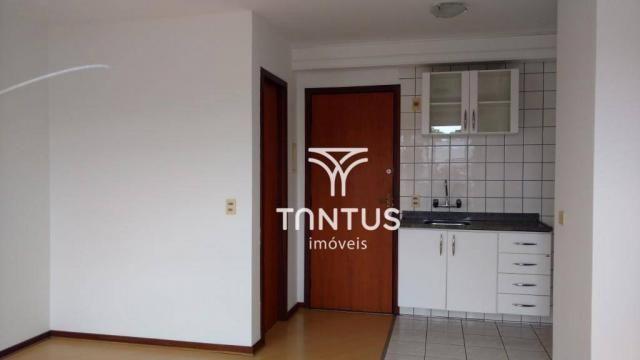 Studio com 1 dormitório para alugar, 39 m² por R$ 700/mês - São Francisco - Curitiba/PR - Foto 9