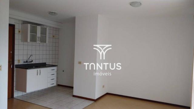 Studio com 1 dormitório para alugar, 39 m² por R$ 700/mês - São Francisco - Curitiba/PR - Foto 10