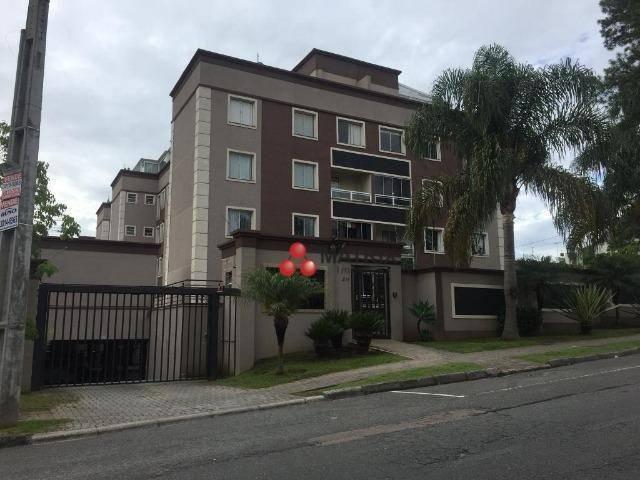 Apartamento com 3 dormitórios à venda, 63 m² por R$ 355.100,00 - Cristo Rei - Curitiba/PR