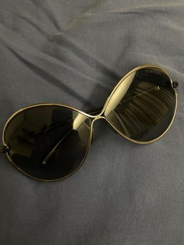 Óculos Tom Ford prateado