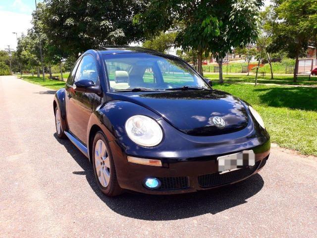 New beetle, carro conservado, com o preço muito bom - Foto 10