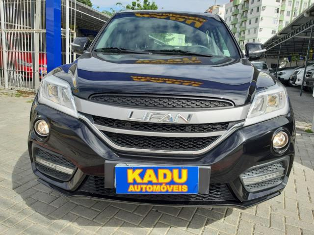 LIFAN X60 2018/2019 1.8 VIP 16V GASOLINA 4P CVT - Foto 2