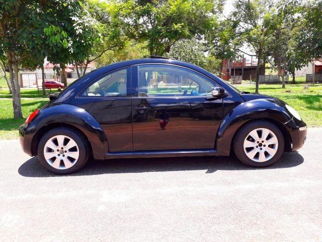 New beetle, carro conservado, com o preço muito bom - Foto 6