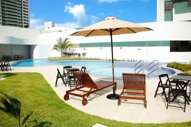 VM-Lindo apartamento à Beira-Mar do Janga - Edf Janga Prince - 03 Quartos - Foto 18