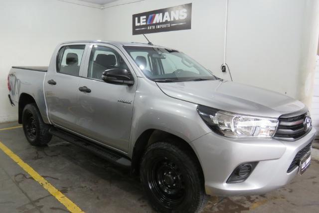 Toyota Hilux 2.8 tdi std cd 4x4 2018