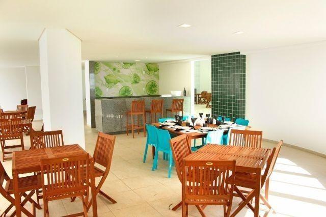 VM-Lindo apartamento à Beira-Mar do Janga - Edf Janga Prince - 03 Quartos - Foto 19