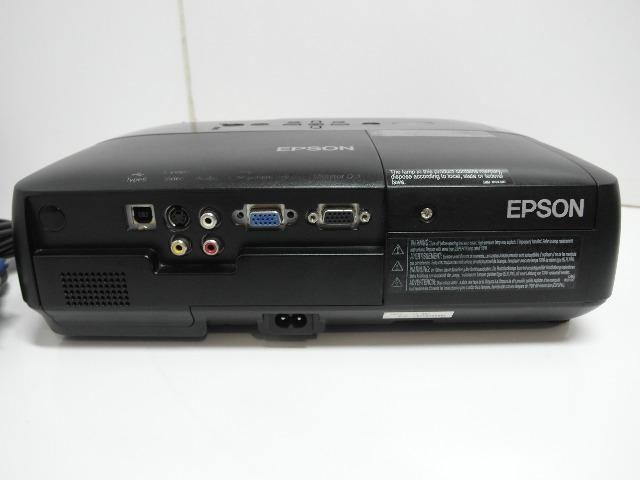 Projetor Epson S6+ S6 2200 Lúmens - Foto 2