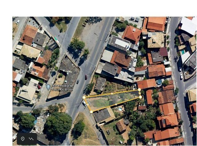 Lote de 555 m² bairro Frimisa em Santa Luzia/MG. Cod:268
