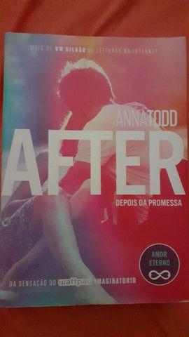 Livro After Depois da Promessa