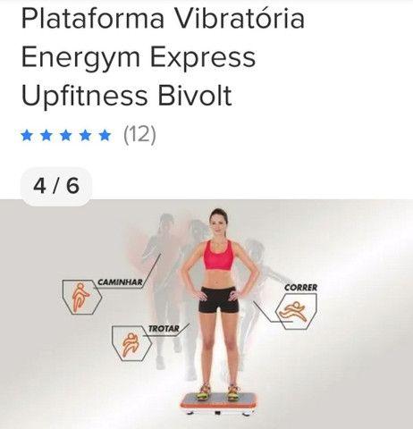 Plataforma vibratória - Foto 3