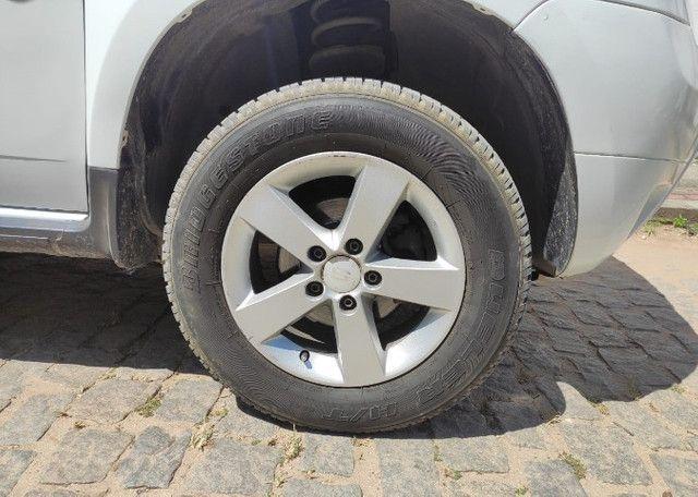 Renault Duster 1.6 // GNV5ª geração 16mts³// Manual + Chave reserva - Foto 4