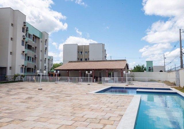 J.G - Apartamento no condomínio Girassol Residence - Foto 3