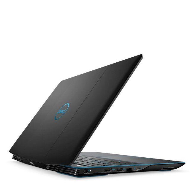 Notebook Gamer Dell G3 3500 Core i7 NVIDIA RTX 2060 - LACRADO NOTA FISCAL GARANTIA 1 ano - Foto 3