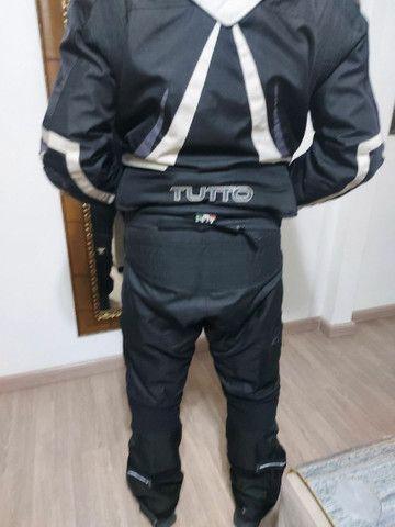 Jaqueta e calça  Motociclista DESCONTO 70 REAIS ATÉ  12 de maio 2021. - Foto 9