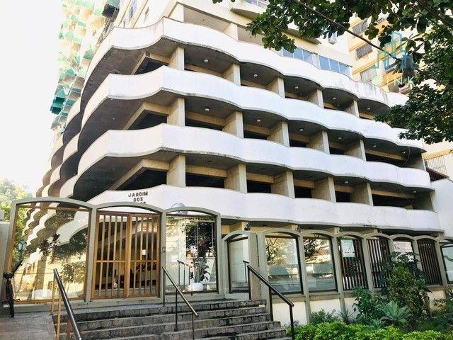 Apartamento com 1 dormitório para alugar, 50 m² - Icaraí - Niterói/RJ - Foto 2