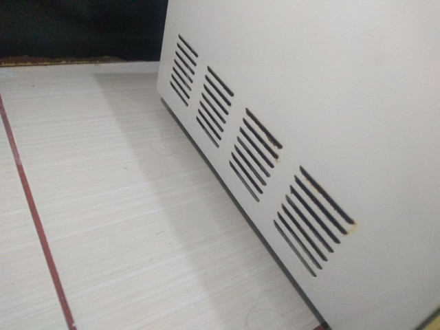 Microondas Consul Facilite compacto CMS25AB - 18l USADO - Foto 3
