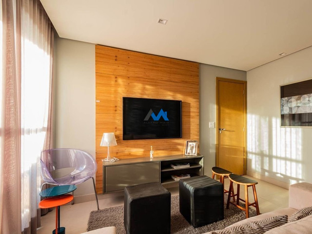 Apartamento à venda com 3 dormitórios em São lucas, Belo horizonte cod:ALM1520 - Foto 3