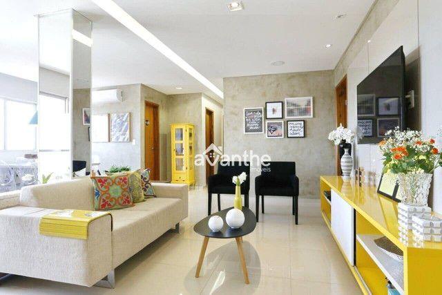 Apartamento com 3 dormitórios à venda, 107 m² por R$ 600.000 - Piçarreira Zona Leste - Ter - Foto 9