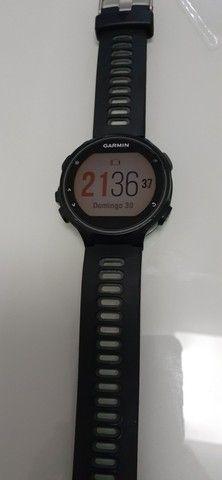 Relógio Garmin Forerunner 735-X todo original - Foto 2