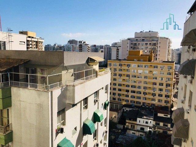 Apartamento com 1 dormitório para alugar, 50 m² - Icaraí - Niterói/RJ - Foto 13