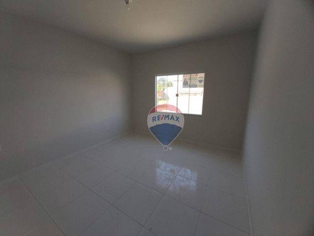 Casa com 2 dormitórios à venda, 67 m² por R$ 210.000 - Balneário das Conchas - São Pedro d - Foto 12