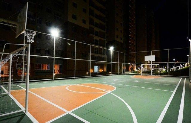 VS/ Agende Sua Visita No Condomínio com a Maior Área de Lazer da Cidade/74m²/TR7647 - Foto 7