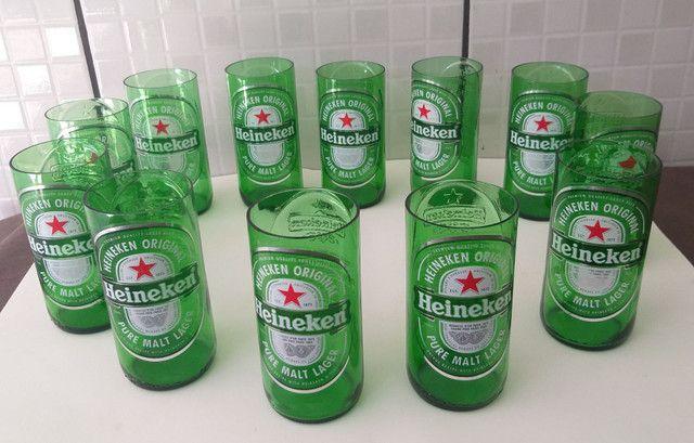 Copo de cerveja Heineken - Foto 2