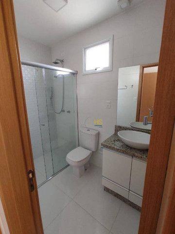 Apartamento com 3 dormitórios para alugar, 104 m² por R$ 2.500,00/mês - Cancelli - Cascave - Foto 8