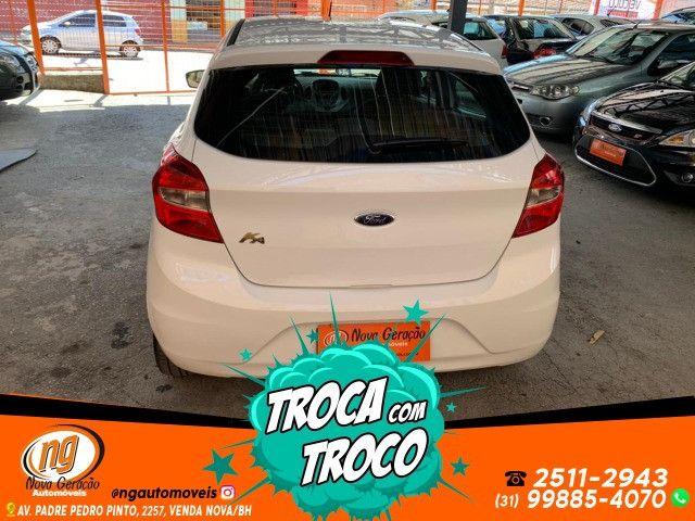 Ford Ka 1.0 SE 2017 Muito Novo - Foto 5