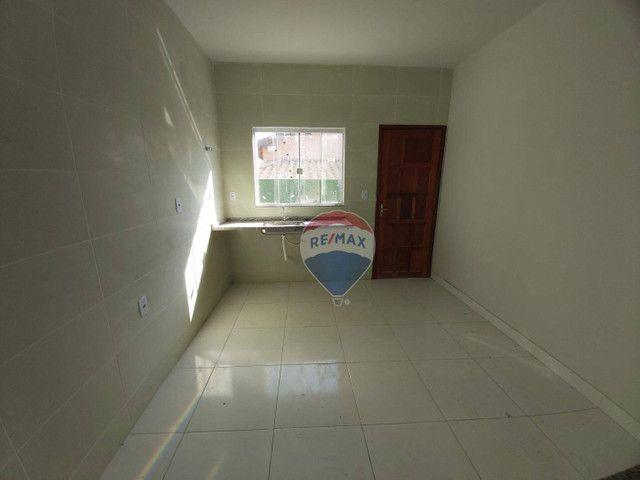 Casa com 2 dormitórios à venda, 67 m² por R$ 210.000 - Balneário das Conchas - São Pedro d - Foto 5