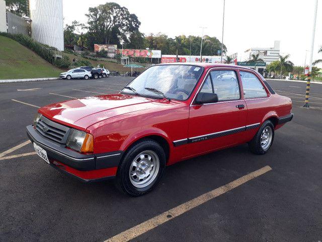 GM Chevette sl 1.6s ano 1987 Raríssimo estado de conservação
