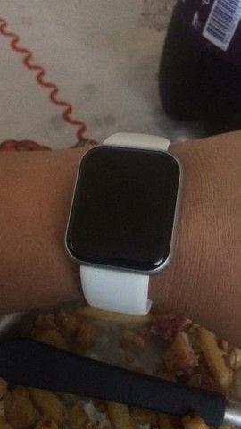 Relógio Smartwatch y68 Atualizado 2021. - Foto 4