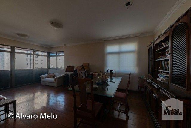 Apartamento à venda com 4 dormitórios em Santo antônio, Belo horizonte cod:263492 - Foto 9