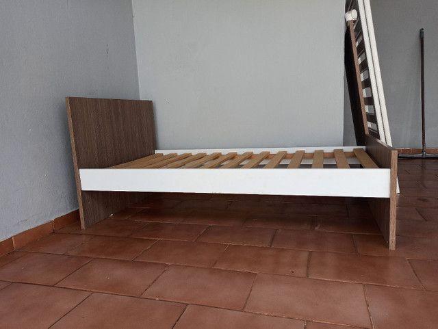 Berço-Cama Helena II semi-novo (berço)(caminha) - Foto 3