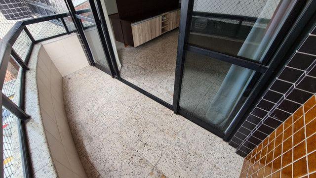 Apartamento de 126m², 3 suítes, 4 quartos, DCE, 3 vagas de garagem, Ponta Verde - Foto 4