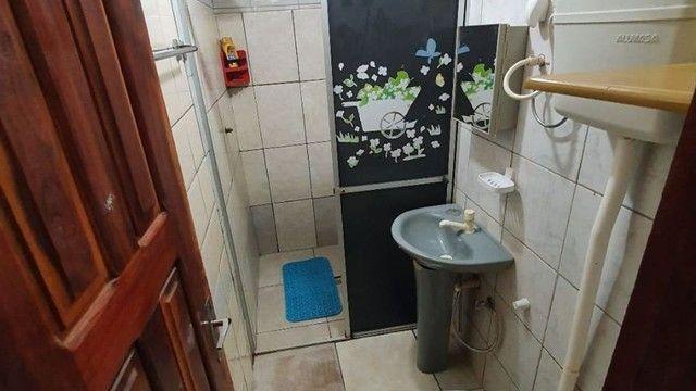 Casa 3 quartos sendo 1 suíte, no bairro Jardim Felicidade. Prox. ao Supermercado Santa Luc - Foto 7