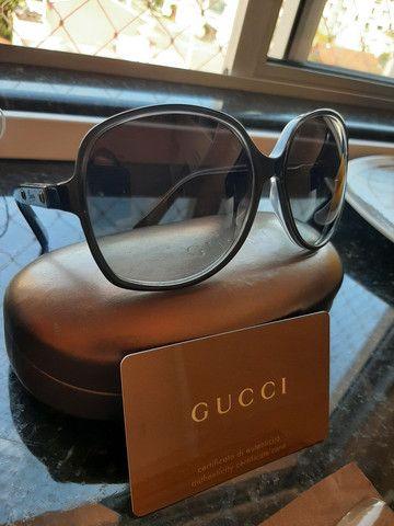 Óculos GUCCI! Original,  perfeito estado! - Foto 4