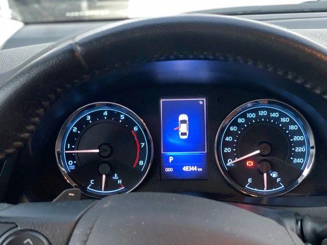 Corolla XEI 2.0AT GNV 5G - Único Dono - Todo Revisado na Toyota  - Foto 8