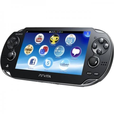 PS Vita Sony Original Novo